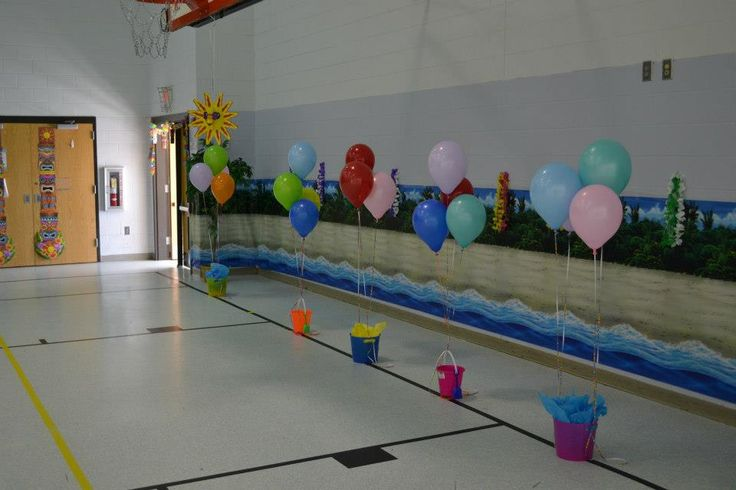 14 best nmp mecc spring fling images on pinterest for Spring dance decorations