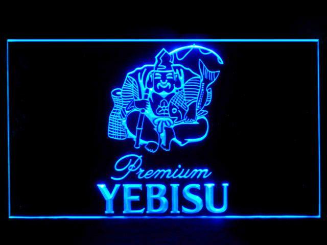 Yebisu Premium Bar Beer Display Led Light Sign