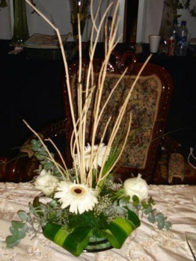 26 best images about centros de mesa flores naturales on pinterest search blog and mesas - Centro de flores naturales ...