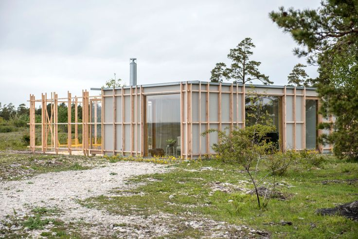 Skälsö Arkitekter, Magdalena Björnsdotter · Byggnad 85
