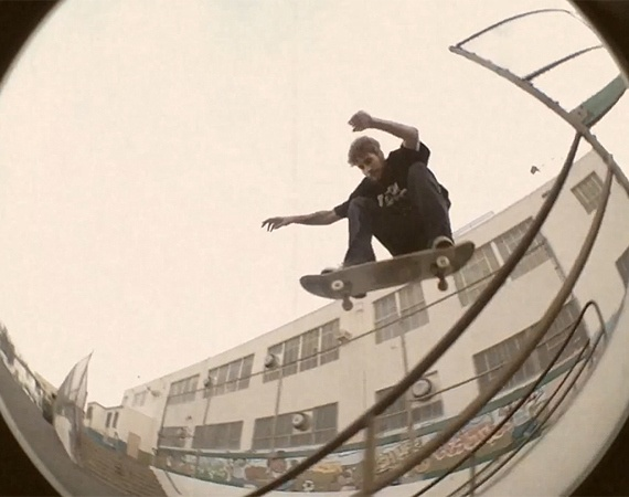 "RAYMOND MOLINAR – ""THE BOYS"" – SKATEBOARD VIDEO SHOT ON IPHONE"