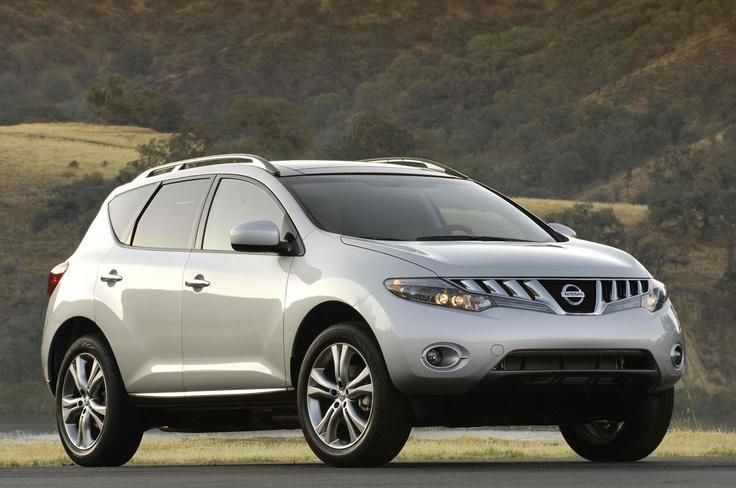 Nissan SUV. Want this car
