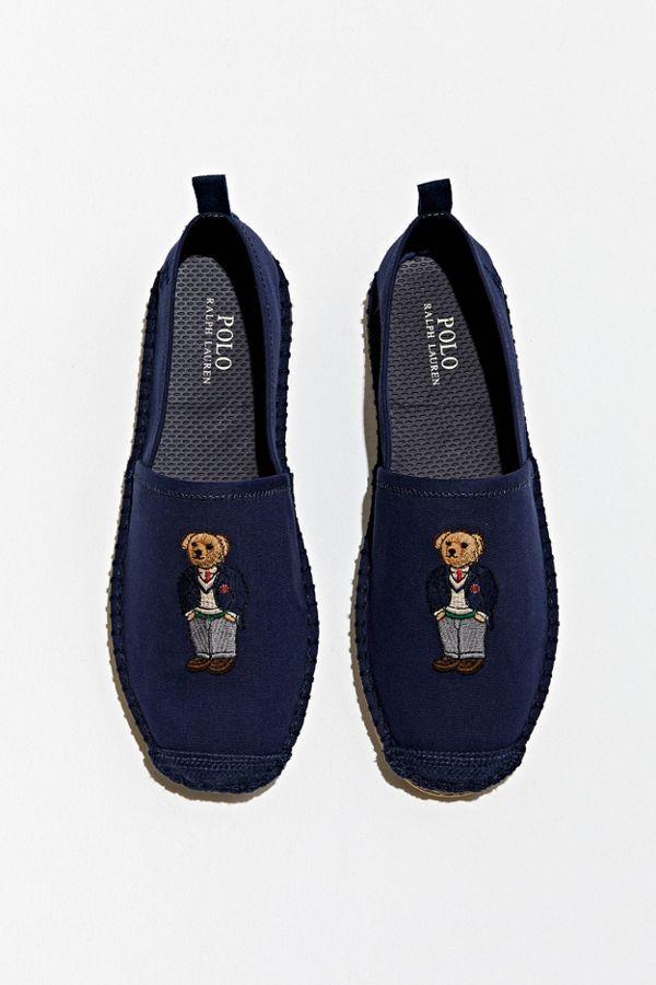 polo bear shoes