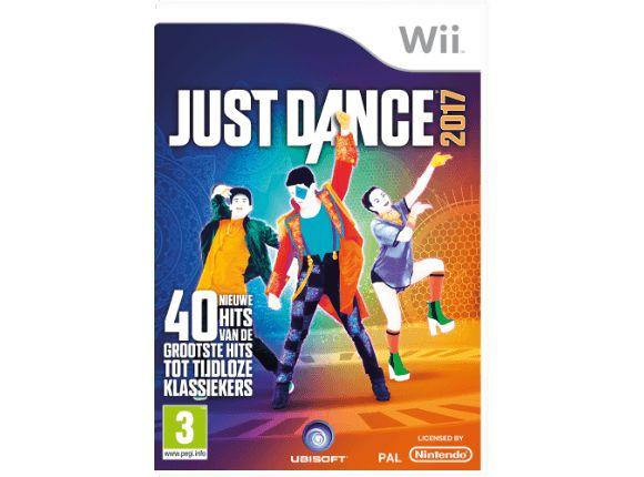 UBISOFT Just Dance 2017 NL/FR Wii Wii-games #wiigames
