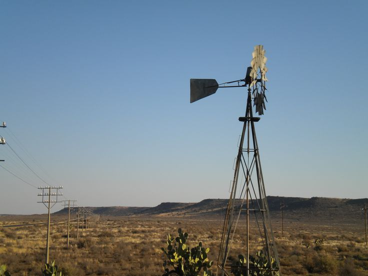 South Africa - Karoo. Kambro is the perfect place to have a star party.