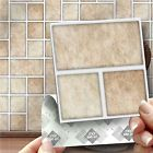 18 Tri Stone Stick On Self Adhesive Wall Tile Stickers For Kitchen & Bathroom