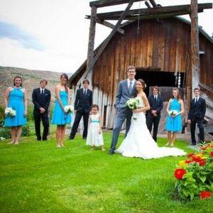 western wedding ideas | ... Western Wedding Theme - How To Plan A Western Themed Wedding | Bash