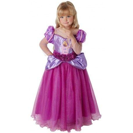 Déguisement Raiponce Disney™ fille Premium