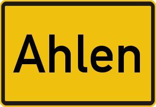 Schrottdemontage in Ahlen