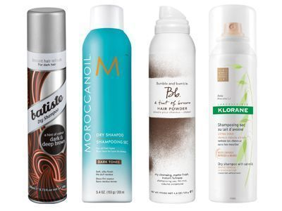 The Best Dry Shampoo for Dark Hair: 4 Non-Chalky Dry Shampoos Every Brunette Should Know About | allure.com