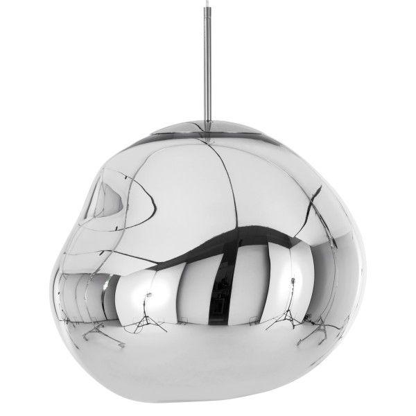 Tom Dixon Melt hanglamp chroom