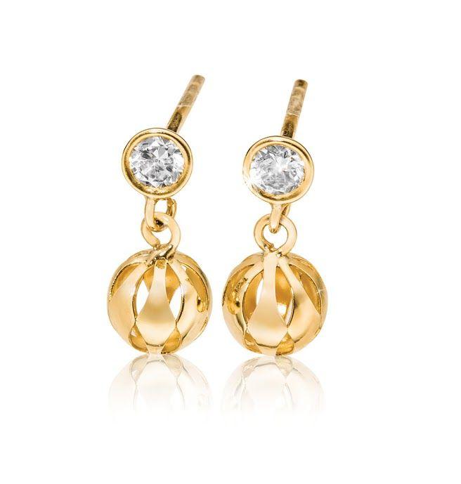 9ct Cubic Zirconia Earrings R598 *Prices Valid Until 25 Dec 2013 #myNWJwishlist