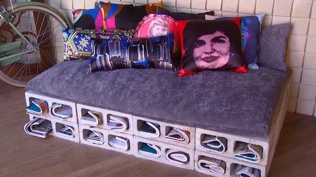 Reaproveite materiais para decorar | Blog Hoje em casa da Rede Globo