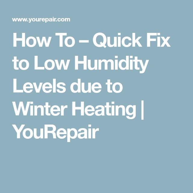 Ideal And Healthy Humidity Levels For Sleeping Apartment Therapy