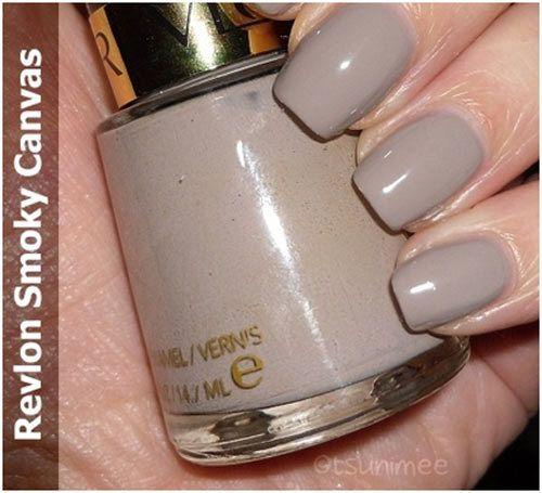 revlon smoky canvas nail polish