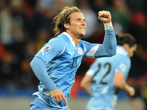 Diego Forlan - Uruguay National Team