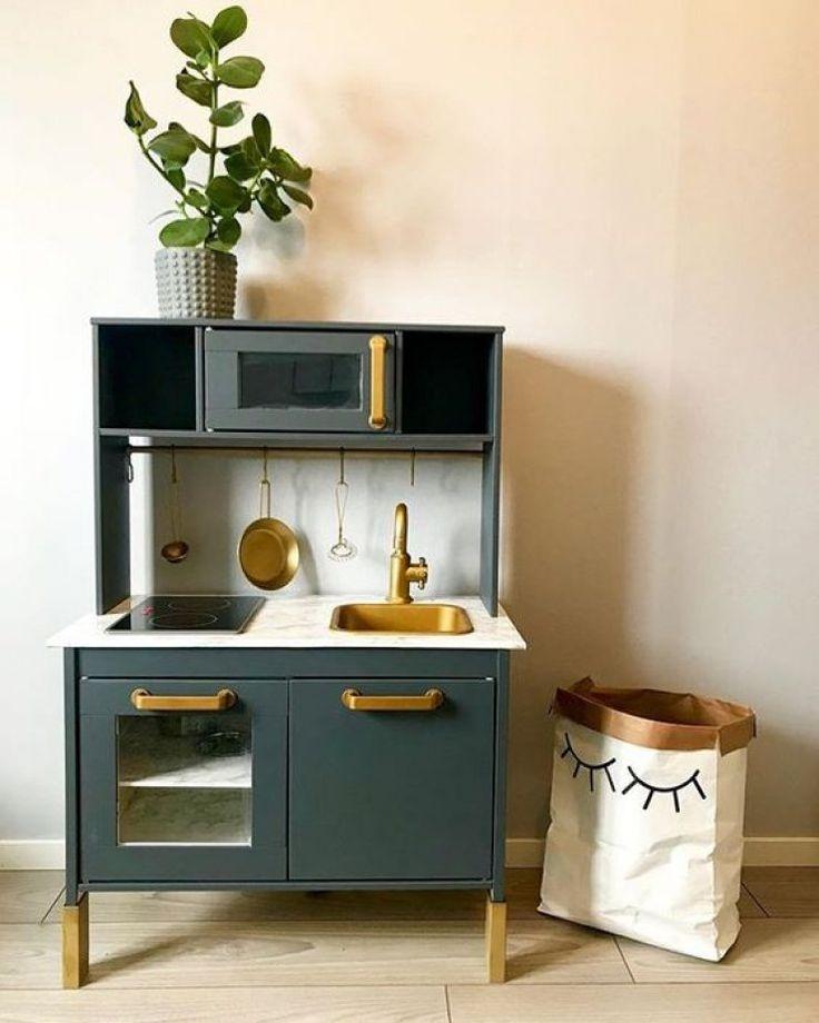 Beste mommo design: STYLISH IKEA HACKS FOR KIDS | Ikea keuken HR-65