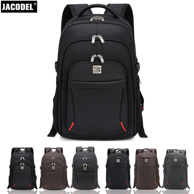"==> [Free Shipping] Buy Best Jacodel Laptop Backpack 17"" 18"" Casual Notebook Backpack Travel Bag Computer PC Bag for Asus HP Acer Laptop 14 15 15.6 Inch Bags Online with LOWEST Price 
