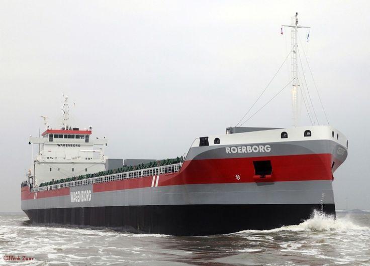 Leer, Germany based shipyard Ferus Smit has delivered the multipurpose vessel Roerborg to Royal Wagenborg - heavyliftpfi.com