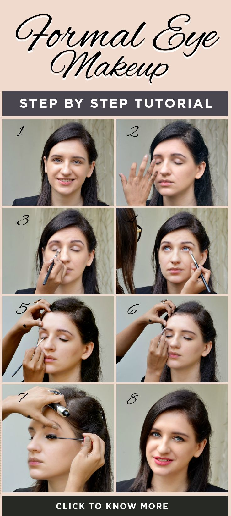 Makeup tutorials with pictures image collections any tutorial estee lauder eye makeup tutorial images any tutorial examples 2318 best makeup tutorials images on pinterest baditri Gallery