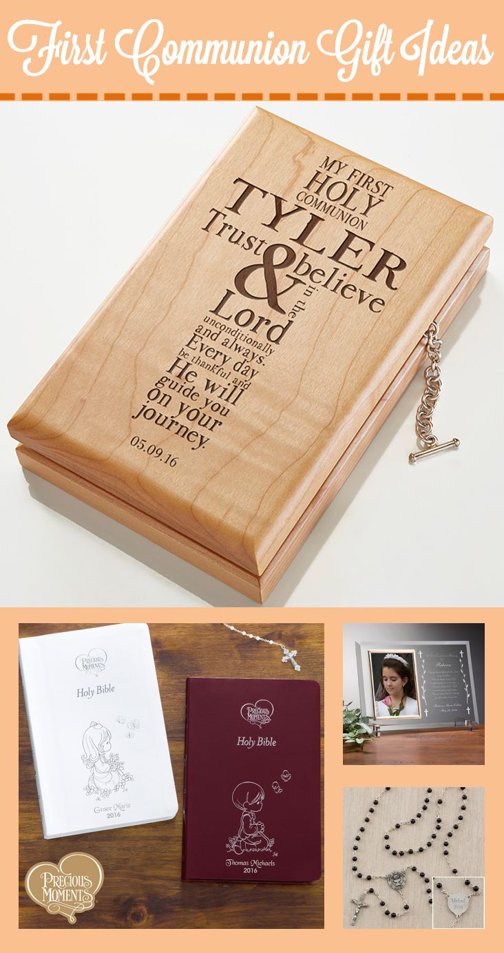 28 best First munion Gifts images on Pinterest