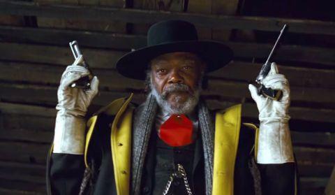 Tarantino : un deuxième trailer explosif pour Les Huit salopards