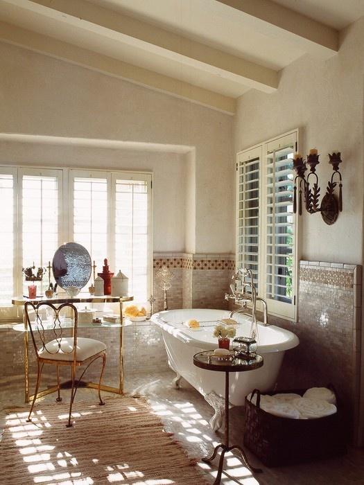 bathroom design by kathryn ireland