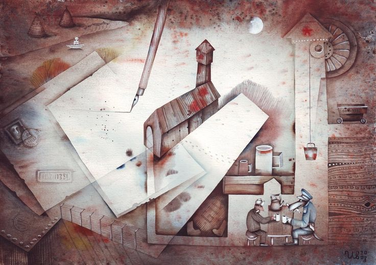 Northland by Eugene Ivanov. #eugeneivanov #gulag #genocide #solzhenitsyn #camps #russian #archipelago #prison #soviet #russia #war #freedom #stalin #putin #lenin #human_rights #gulag_archipelago #@eugene_1_ivanov