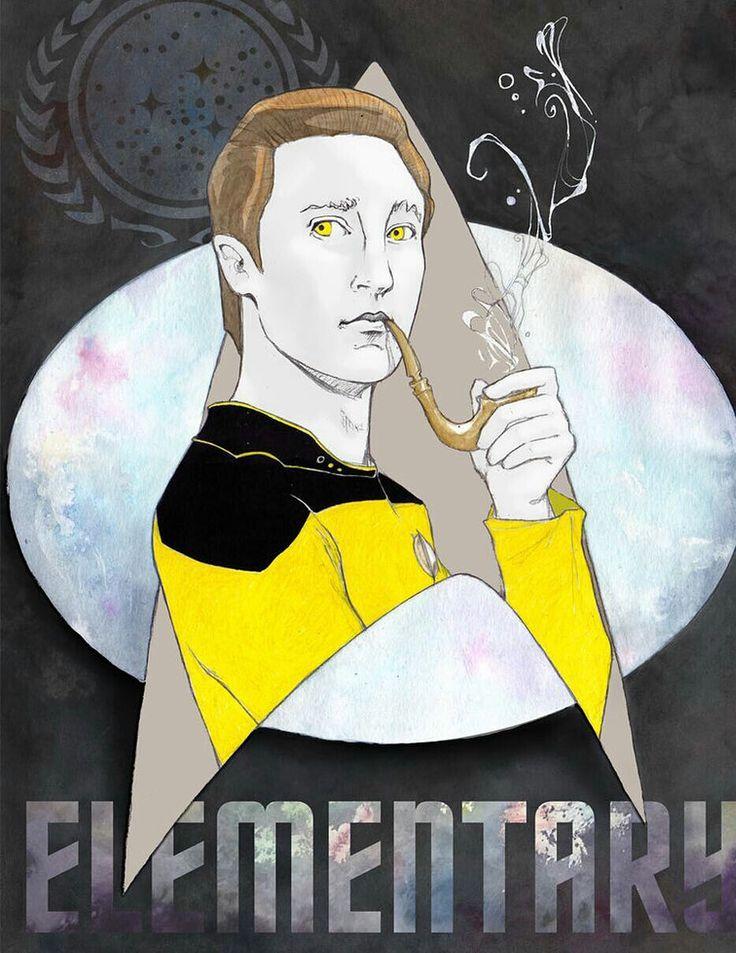 Star Trek: The Next Generation - Data