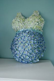 My belly cast I made when I was pregnant with Tadhg