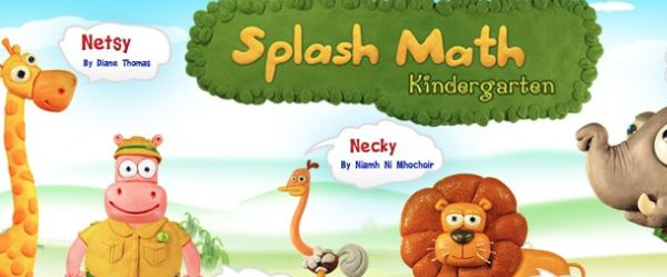 Review and Giveaway of Splash Math Kindergarten: Fun Educational Worksheets for Counting Numbers, Addition and Subtraction By StudyPad, Inc. ‹ AppAbled.com