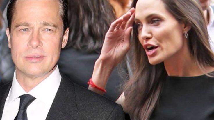 Brad Pitt on Angelina  Jolie in new court  documents