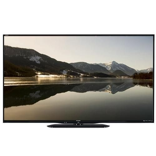 Big, bold and brainy - the LC-50LE650U is an LED Smart TV that delivers legendary AQUOS picture quality and unlimited content choices, seamless control, and instant connectivity through... More Details