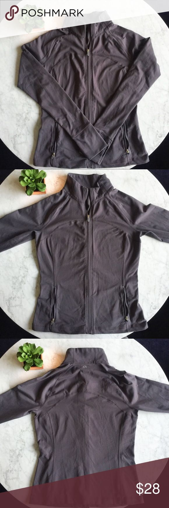 Gap Fit Workout Jacket In perfect condition. Runs true to size Gap Fit Tops Sweatshirts & Hoodies