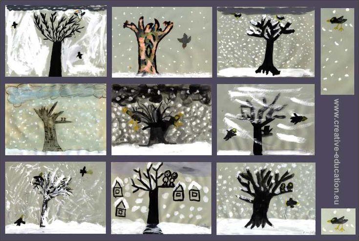 Ich male mir den Winter - Josef Guggenmos