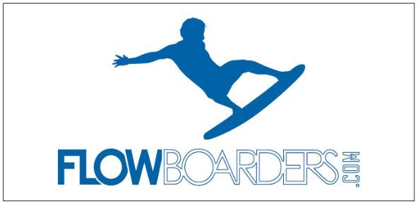 Dont drip after your flow session or long day at the beach, gear up with the FLOWBOARDERS.com Towel from FlowRiderShop and dry off in style using this 100% ring sprung cotton, triple sheared towel. Available in Aqua or White.