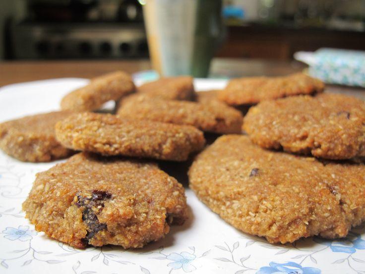 Luana te comparte esta deliciosa receta de galletitas veganas por Kiako the cook.