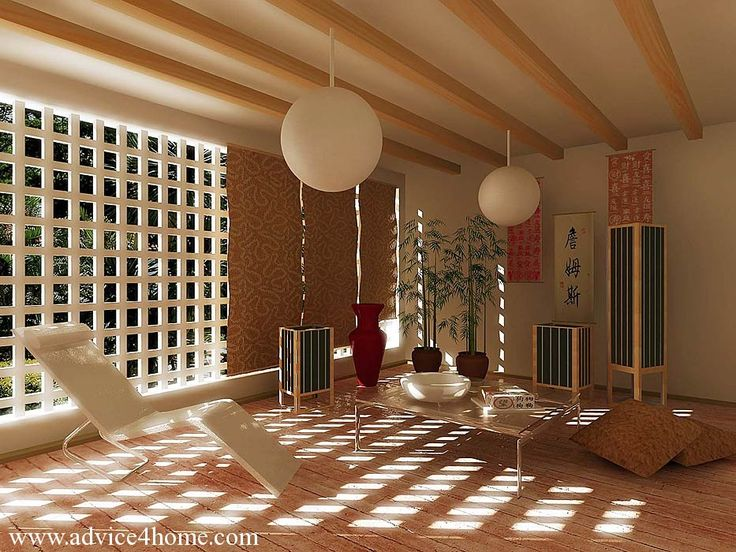oriental decor living room with hanging bubble light and chairs design for home and advice for home furniture and home decoration 4