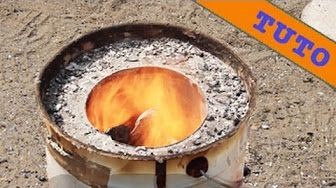 Ep8 - 1/3- Four à pain, pizza...gratuit / free homemade wood fired pizza/bread oven - YouTube