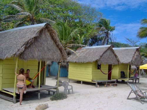 Little Corn Island Hotels - Elsa's Place Nicaragua ...