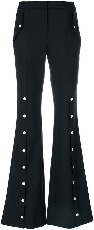 Off-White bolted palazzo pants