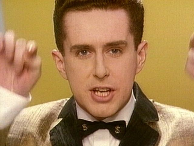 "Holly Johnson, singer from ""Frankie Goes to Hollywood"" who sang 'The Power of Love' in the 1980s"