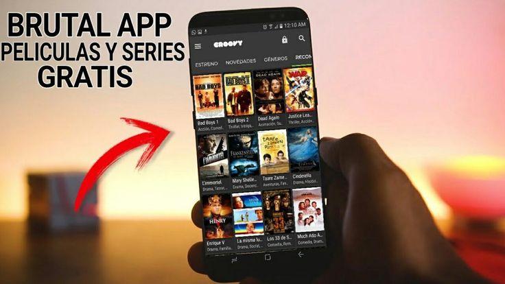 Nueva aplicación para ver PELÍCULAS y SERIES gratis! #Software