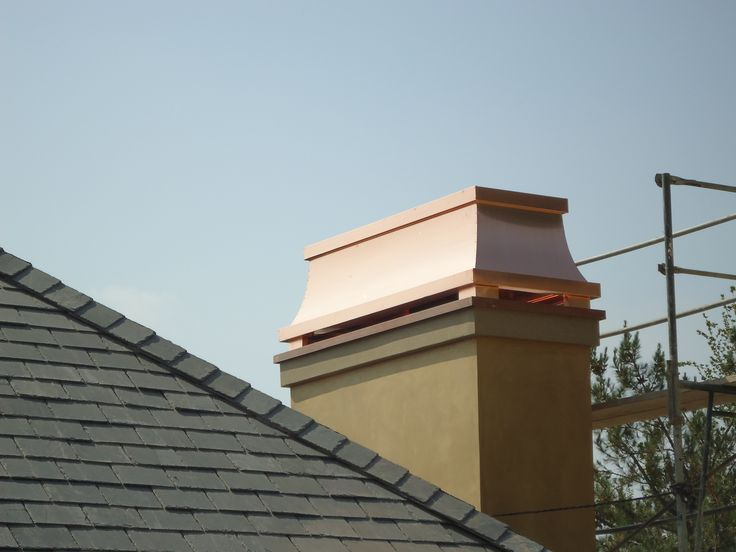 French Chimney Caps : Best french ul listed chimney shrouds and caps images
