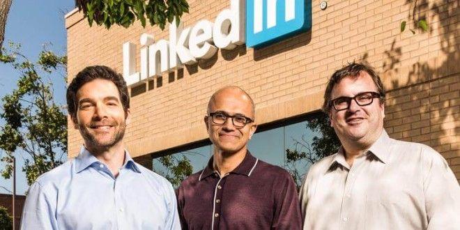Microsoft, LinkedIn'i astronomik bir ücretle satın aldı