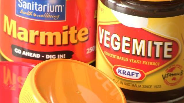 MARMITE vs VEGEMITE?? Marmite all the way
