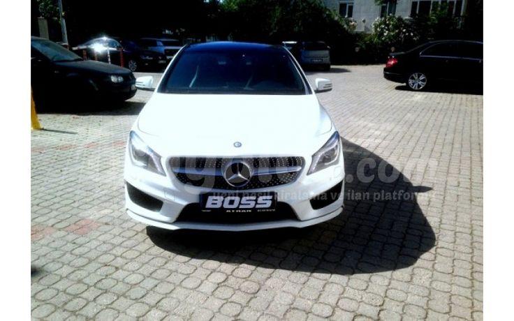 BOSS Luxury Rent A Car'dan kiralık Mercedes – Benz CLA 180 CDI
