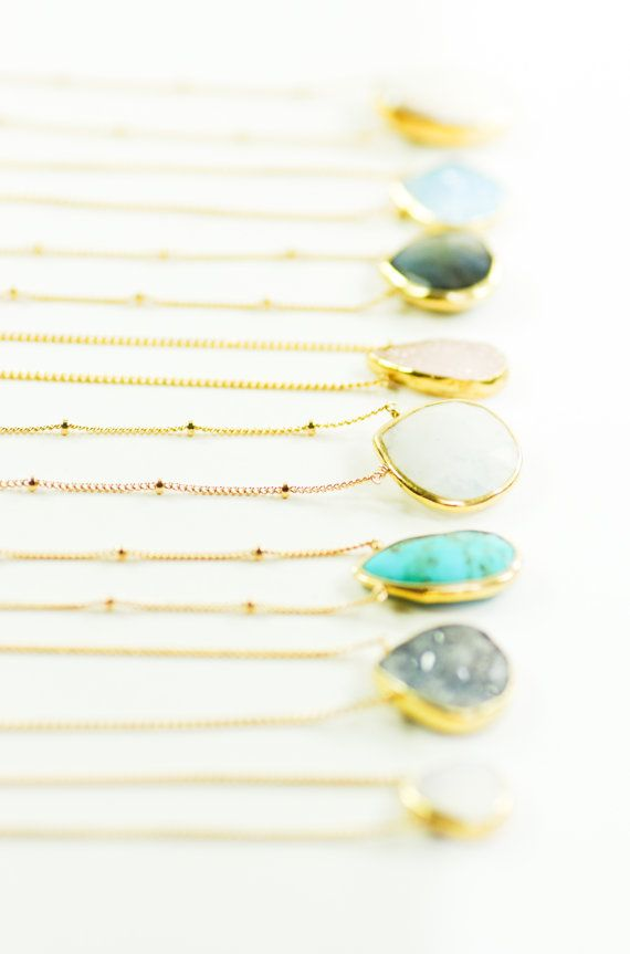 Alohanani necklace - rainbow moonstone gold necklace, pendant, necklace, gold pendant necklace, hawaii bridesmaid, wedding pendant necklac