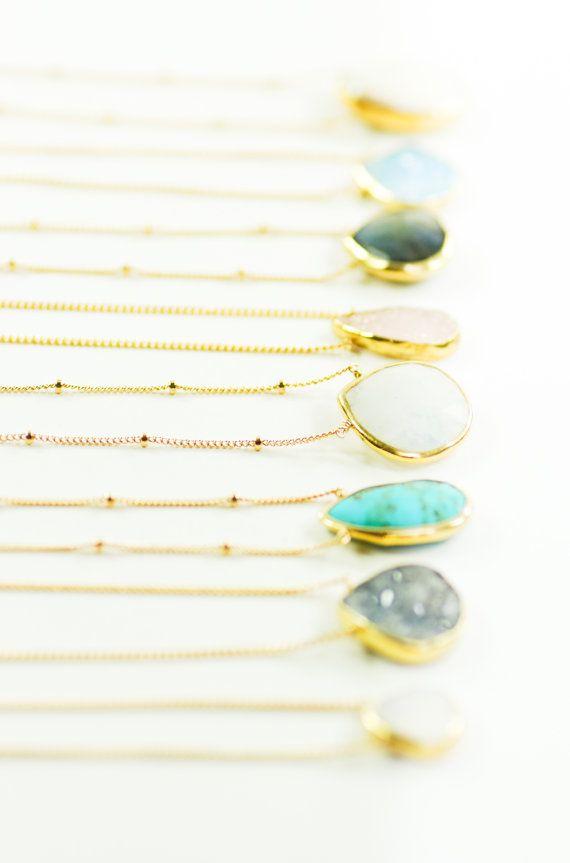 Alohanani necklace - rainbow moonstone gold necklace, pendant, https://www.etsy.com/shop/kealohajewelry?section_id=11346397 www.kealohajewelry.etsy.com maui, hawaii