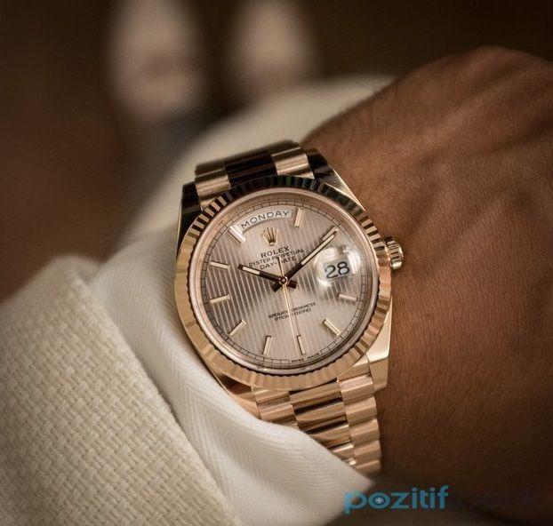 Dunyanin En Pahali Saatleri Pozitif Icerik 2020 Rolex Rolex Saatler Luks Saatler